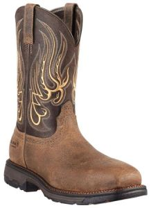 10010892 Men's Ariat Workhog Safety Toe