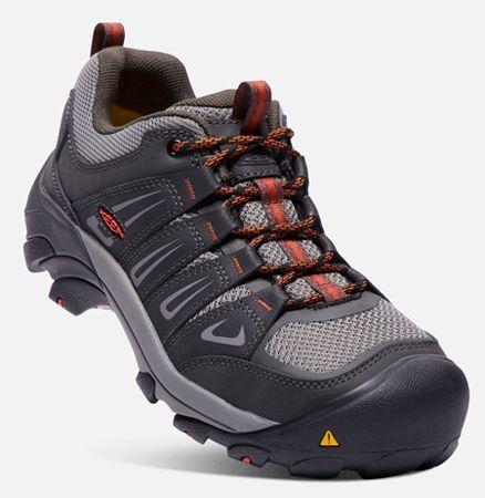 KE1018654 Men's Boulder Low Safety Toe
