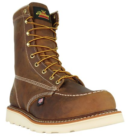 804-4478 Men's Thorogood Safety Toe