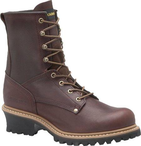 CA821 Men's Carolina Logger Soft Toe