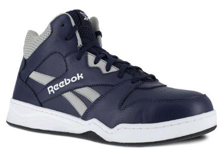 RB4133 Men's Reebok High Top Work Sneak Safety Toe