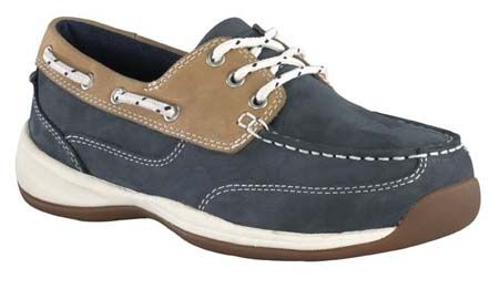 RK670 Women's Rockport Works Sailing Club Safety Toe