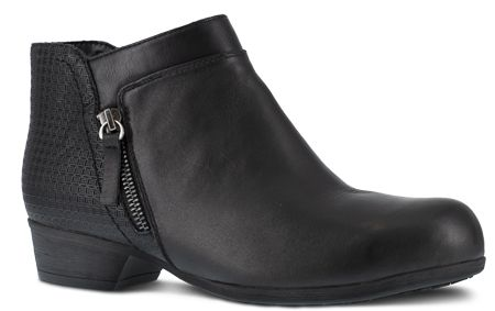 RK751 Women's Rockport Works Carly Safety Toe